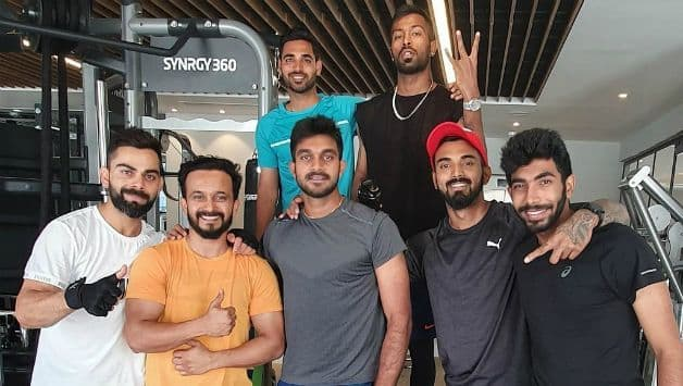 ICC CRICKET WORLD CUP 2019: No equipment in hotels, Indian players  are working in private gym