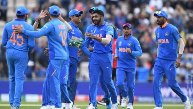 ICC world cup 2019: Navdeep Saini joins team India in England to help in practice session