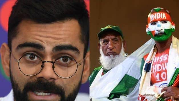 India vs Pakistan: Like fans, we can't get too emotional against Pakistan, says Virat Kohli
