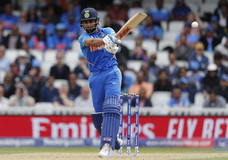 Virat Kohli India vs Australia World Cup 2019