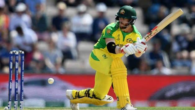 ICC World Cup 2019: David Warner's shot hit Indian origin bowler; headed to hospital immediately