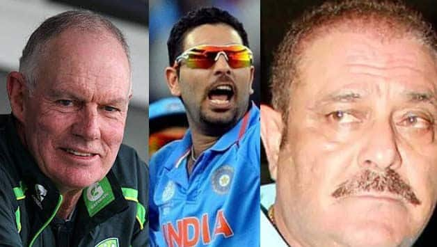 Won't forgive Greg Chappell for destroying Yuvraj Singh's Career, says Father Yograj Singh