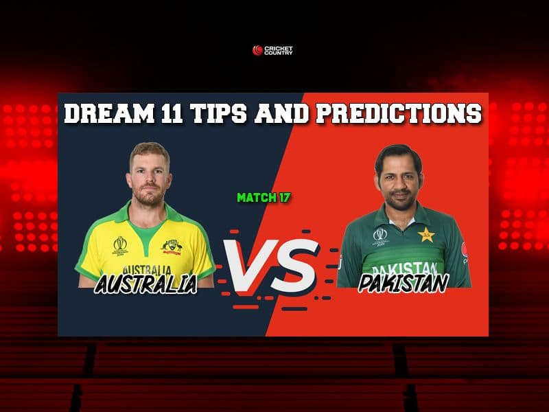 AUS vs PAK Dream11 Prediction LIVE: Best Playing XI Players to Pick for Today's Match between Australia and Pakistan at 3 PM