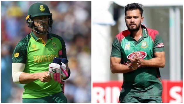 BAN vs SA, Match 5, Cricket World Cup 2019, LIVE streaming: Teams, time in IST and where to watch on TV and online in India