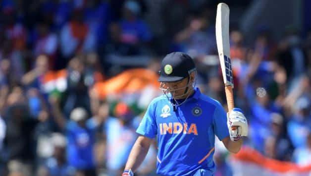 Team India don't really have to deal with the Dhoni situation