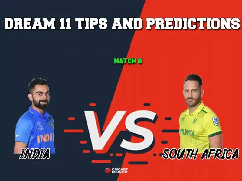 IND vs SA Dream11 Prediction LIVE: Best Playing XI Players to Pick for Today's Match between India and South Africa at 3 PM