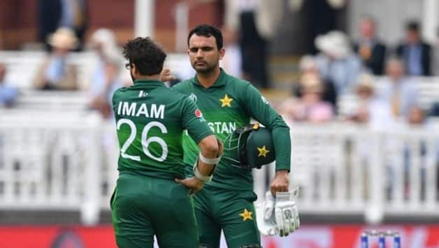 Openers provide Pakistan with a good start