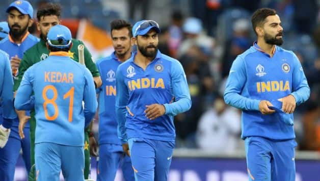 ICC CRICKET World Cup 2019: Here's why indian team will be in orange jerseys against England
