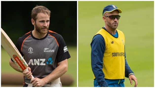 NZ vs SA, Match 25, Cricket World Cup 2019, LIVE streaming: Teams, time in IST and where to watch on TV and online in India