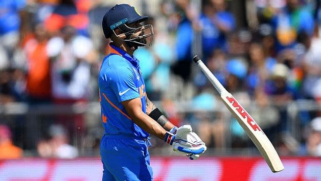 Red-hot India march on, but batting frailties persist