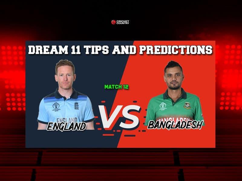 ENG vs BAN Dream11 Prediction LIVE: England vs Bangladesh Dream11 Tips and Predictions