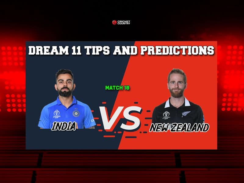 IND vs NZ Dream11 Prediction LIVE: Best Playing XI Players to Pick for Today's Match between India and New Zealand at 3 PM