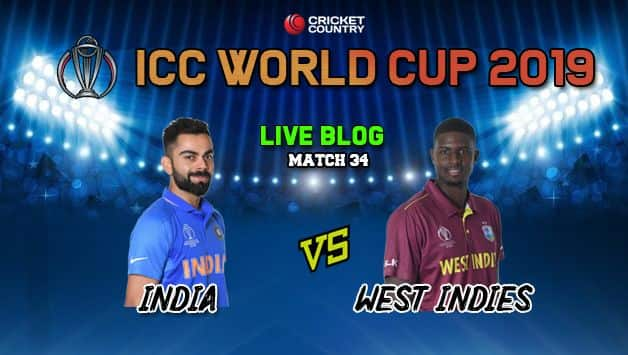 LIVE: With semis in sight, India face WI