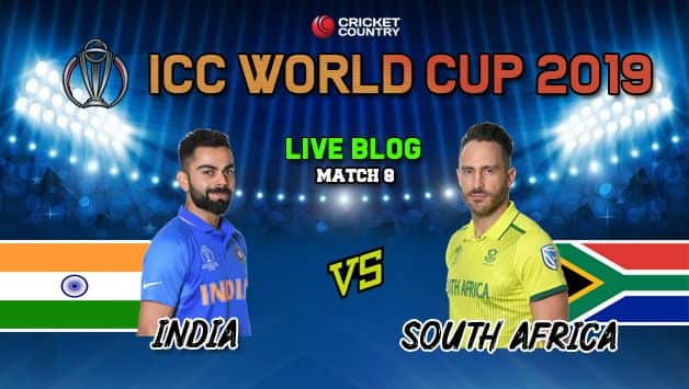 Match highlights, India vs South Africa, Match 8: Rohit Sharma, Yuzvendra Chahal star as India beat South Africa by six wickets