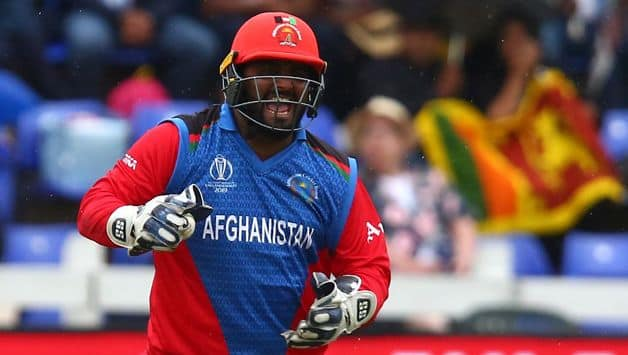 Knee injury rules Mohammad Shahzad out of the World Cup 2019