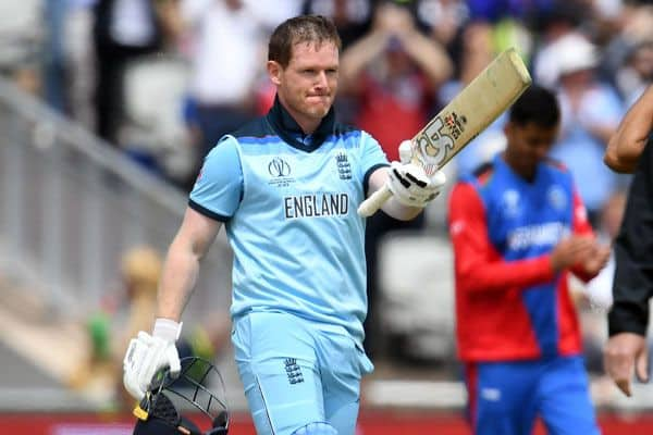 World Cup 2019: Eoin Morgan's explosive ton mauls Afghanistan