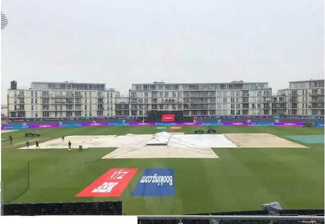 ICC CRICKET World Cup 2019: West Indies vs South Africa Match abandoned due to rain