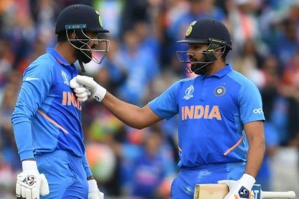 Idea was to not lose wickets and build platform: Rohit Sharma