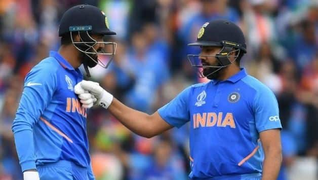 Slowly we will build on our communication: Rohit Sharma on partnership with KL Rahul