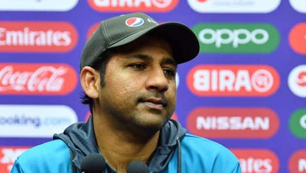 PCB chairman assures 'Sarfraz Ahmed that board and nation is behind the team'