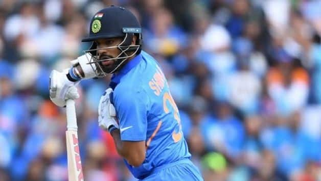 Shikhar Dhawan ruled out of ICC Cricket World Cup 2019: Report