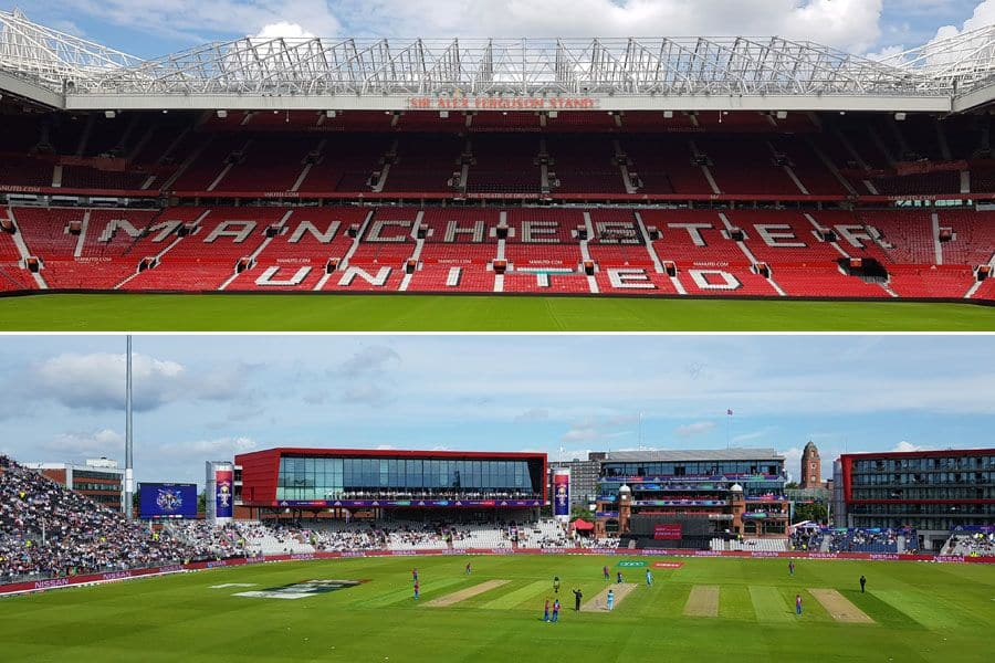 World Cup 2019 diary: Manchester's united safari of cricket and football