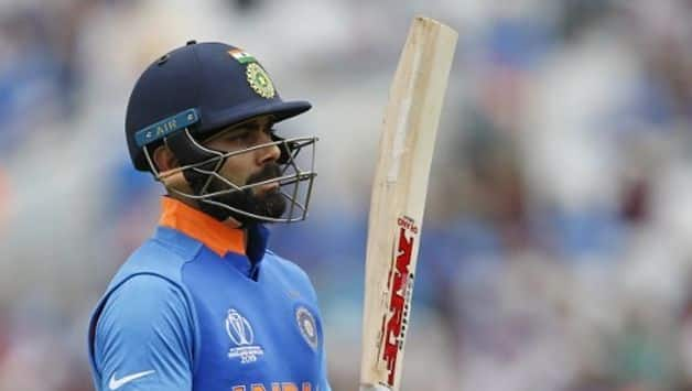 Cricket World Cup 2019: Injury scare for Virat Kohli