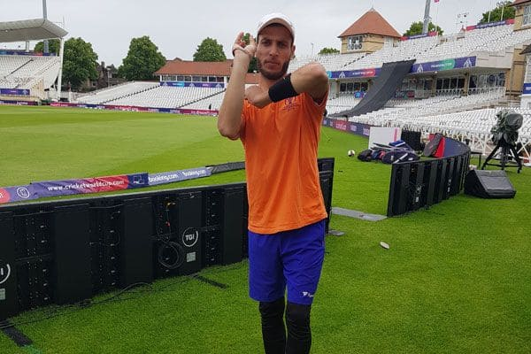 Aping with finesse: Yasir Jan and the art of impersonating Dale Steyn