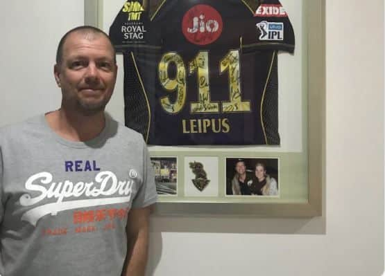 Physiotherapist Andrew Leipus ends 12-year stint with Kolkata Knight Riders