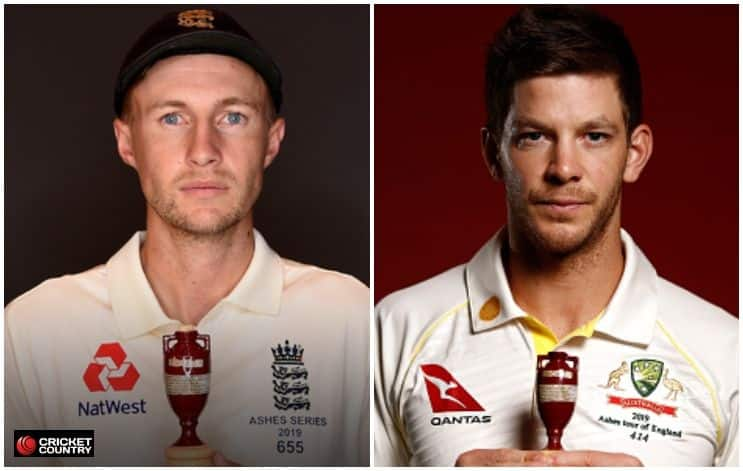 Ashes squad numbers: What England and Australia's Test cricketers will wear on their jerseys