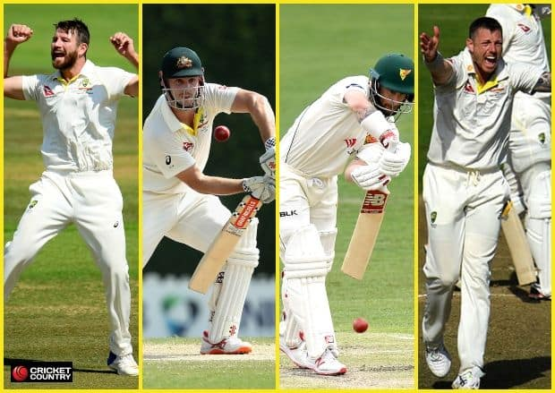 Australia's Ashes squad: Uncapped Michael Neser named, James Pattinson and Mitchell Marsh recalled