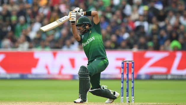 ICC Cricket World Cup 2019, Pakistan vs Bangladesh, Match 43: PAK 94/1 (20.0)  CRR: 4.7 Pakistan opt to bat