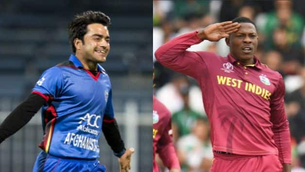 AFG vs WI Dream11 Prediction in Hindi, Cricket World Cup 2019, Match 42: Best Playing XI Players to Pick for Today's Match between Afghanistan and West Indies at 3 PM