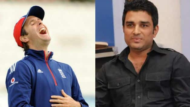 Sanjay Manjrekar blocks Michael Vaughan on Twitter after cheeky tweet on Ravindra Jadeja