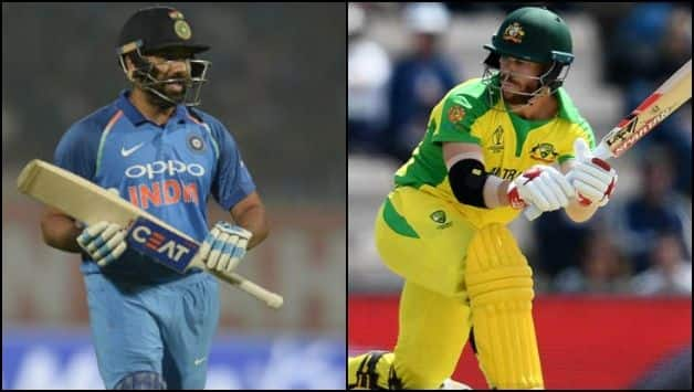 Rohit Sharma fails to break Sachin Tendulkar's record, Eyes on David Warner