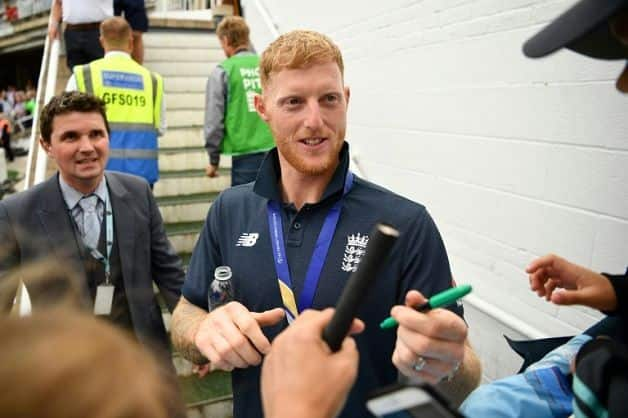 Stokes eyes Ashes glory after WC triumph