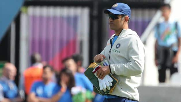 MS Dhoni's thumb is fine and there is nothing to panic: BCCI officer