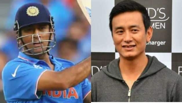 ICC CRICKET WORLD CUP 2019: Bhaichung Bhutia backs MS Dhoni's form