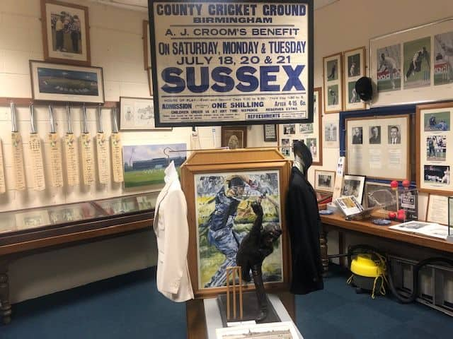 World Cup diary: From historic Lord's to a one-room Worcester pub, English museums honour cricket's journey