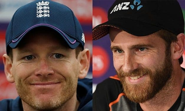England vs New Zealand, England, New Zealand, Eoin Morgan, Kane Williamson, ICC World Cup 2019, World Cup