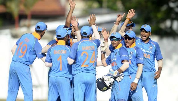 Tri-Series in England, 2019: England Under-19 defeated India U-19 by five wickets