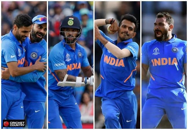 Cricket World Cup: What could India's 2023 squad look like?
