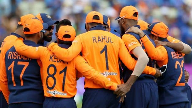 ICC CRICKET WORLD CUP 2019: Indian Team to wear Orange jersey again, as India may play England in semifinal
