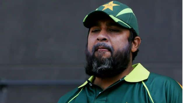 Pakistan Chief selector Inzamam-ul-Haq decides to step down