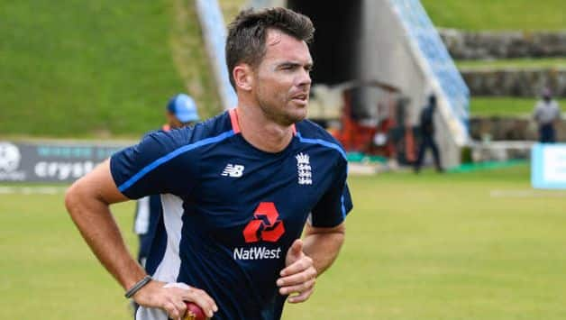 England's James Anderson suffers calf injury ahead of Ashes