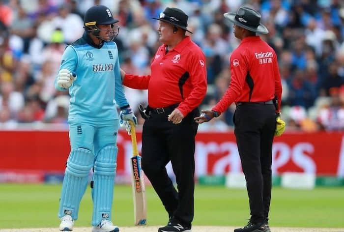 Cricket World Cup: Jason Roy fined for reaction to dismissal but escapes suspension, will play Lord's final
