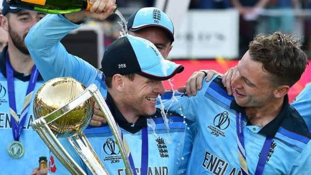 I was fearing People will call us chokers if we couldn't win the world cup, says Jos Buttler