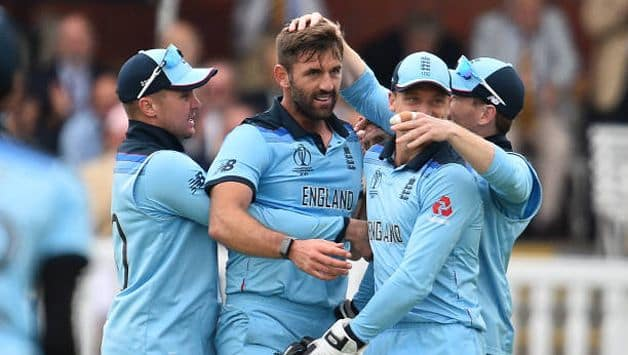 England need 242 for World Cup glory after Woakes, Plunkett test New Zealand