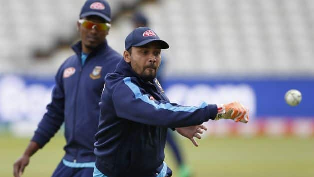 Steve Rhodes: There are no good bowlers to replace Mashrafe Mortaza