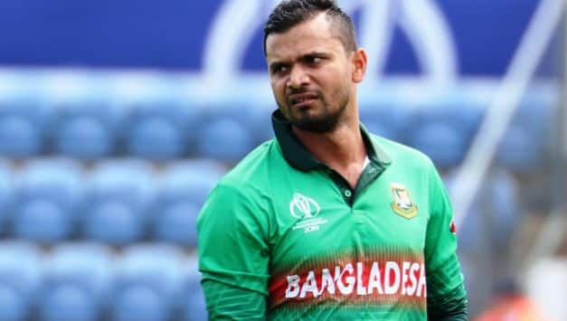 ICC Cricket World Cup 2019: We needed a little bit of luck on our side, says Mashrafe Mortaza